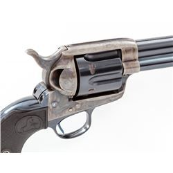 Colt Long Flute Single Action Army Revolver