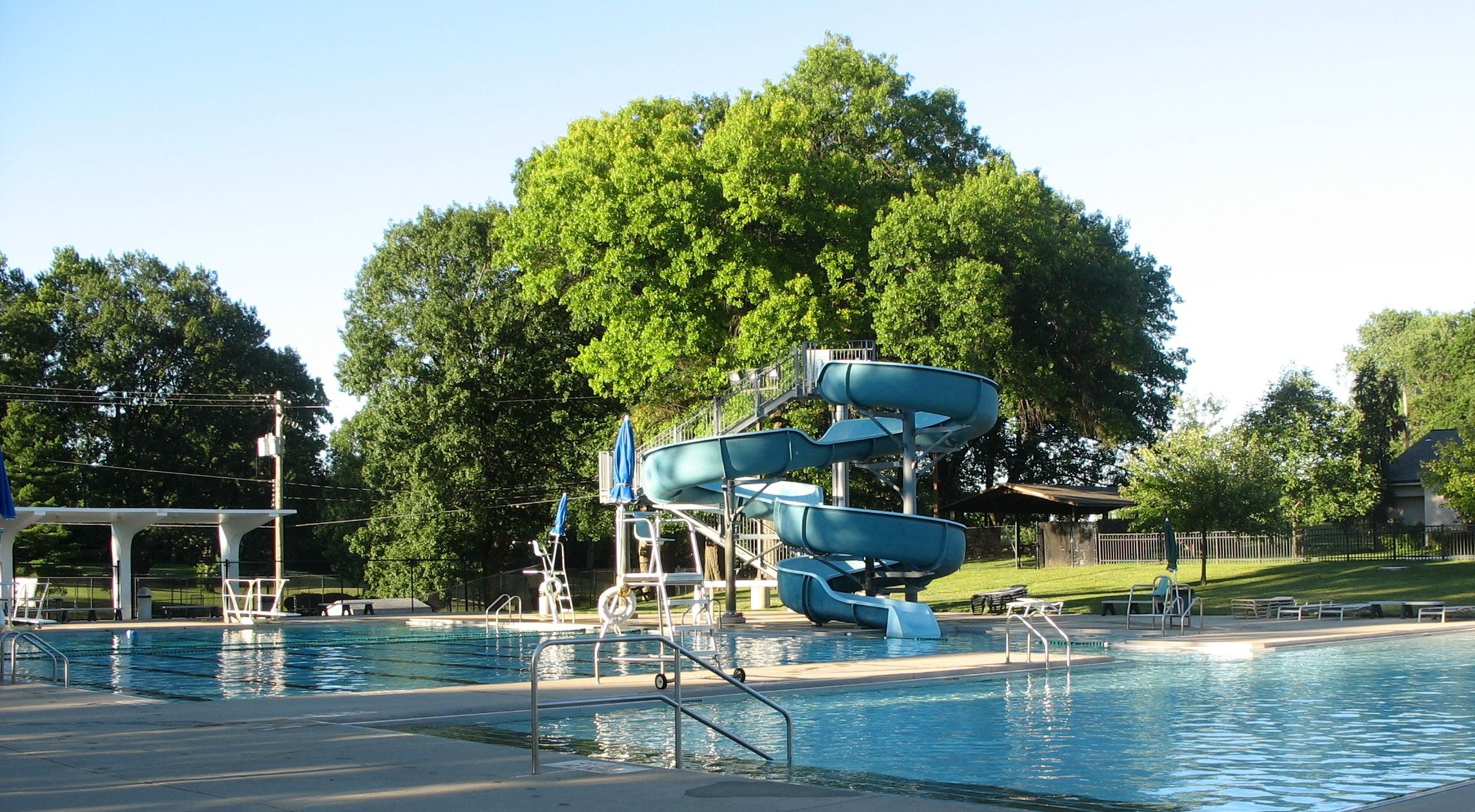 Day Greenhills Swimming Pool Pools Outdoor