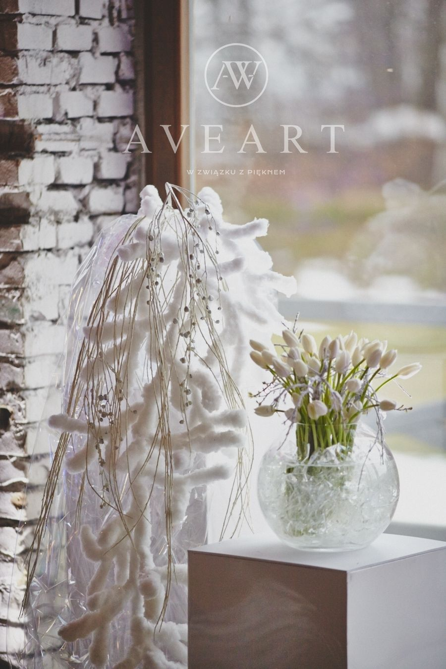 Winter wedding decorations by Aveart | Winter wedding decorations ...