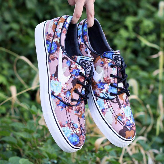 """Nike SB Stefan Janoski – """"Desert Blue Digi Floral Camo""""  0bd470487"""