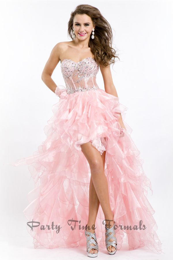 Beautiful soft pastel pink by Party Time Formals 6499 #ipaprom ...