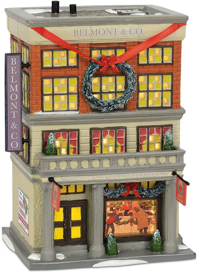 Retiring In 2019 Department 56 Villages The Toy House