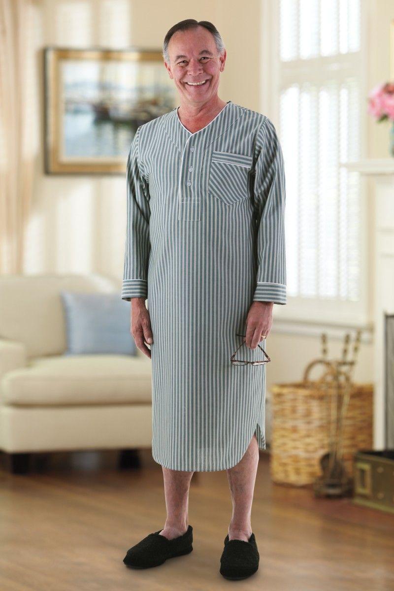 Sleepshirts Nightshirts for Men