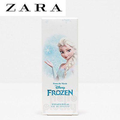 [ZARA DISNEY FROZEN] Children's Fruity Fragrance Perfume Eau De Toilette 10ml