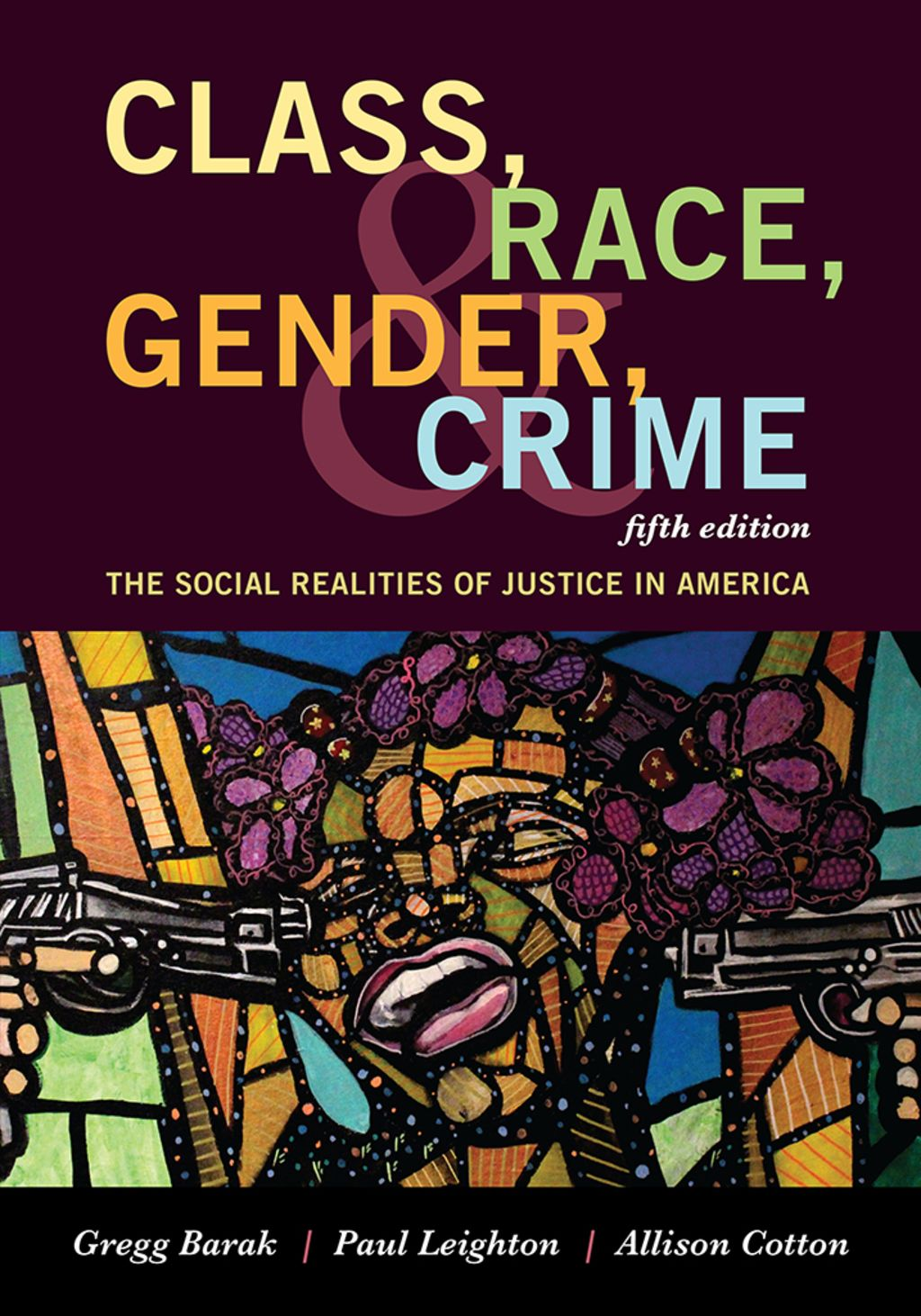 Class Race Gender And Crime Ebook