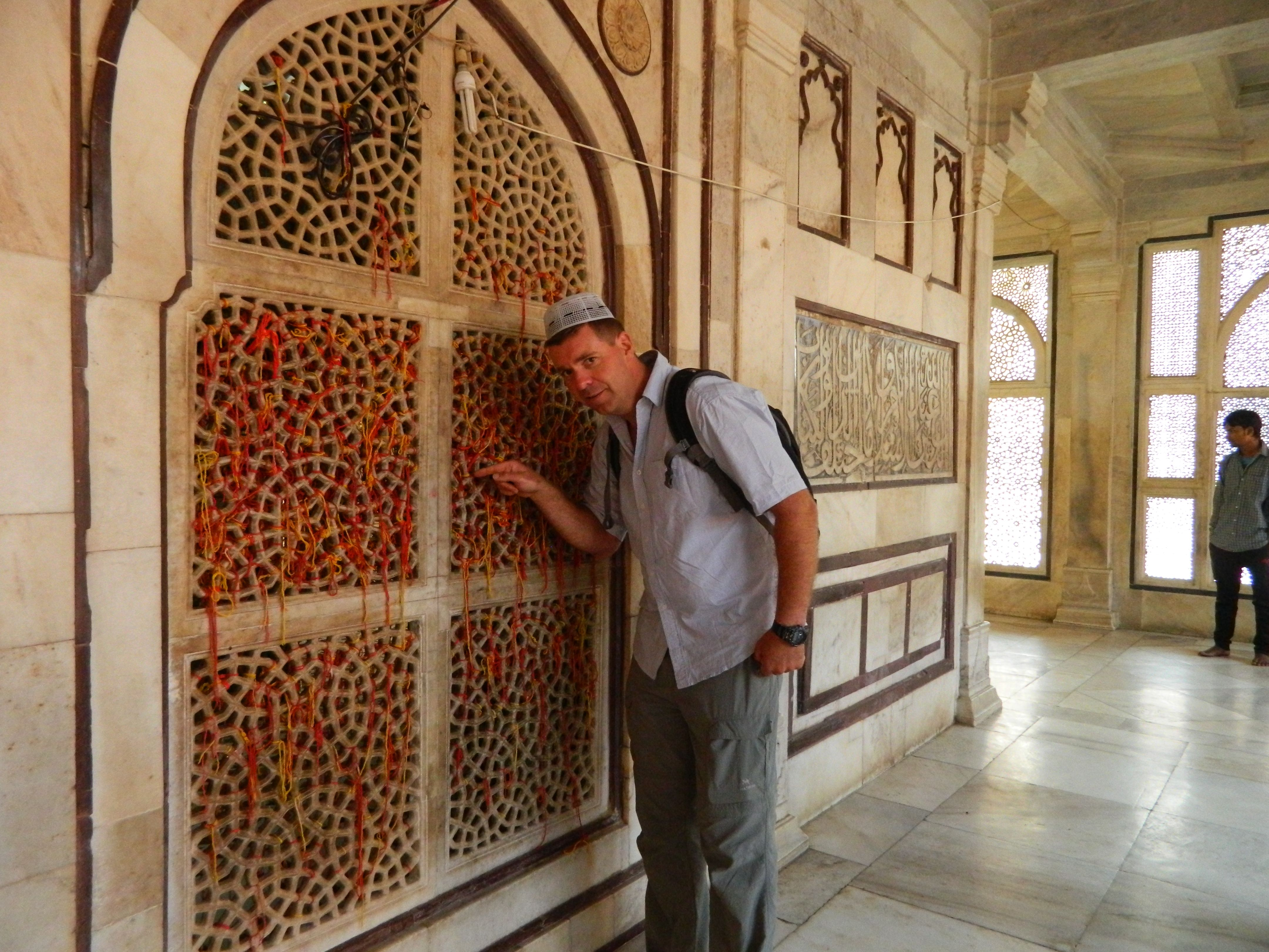Fatehpur Sikri -- Agra (31 Days Overland Trip From
