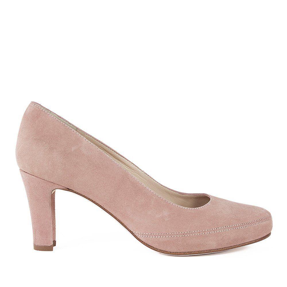 1f16d37c2c Zapatos y sandalias Unisa en color pastel nude   MODA   Zapatos ...