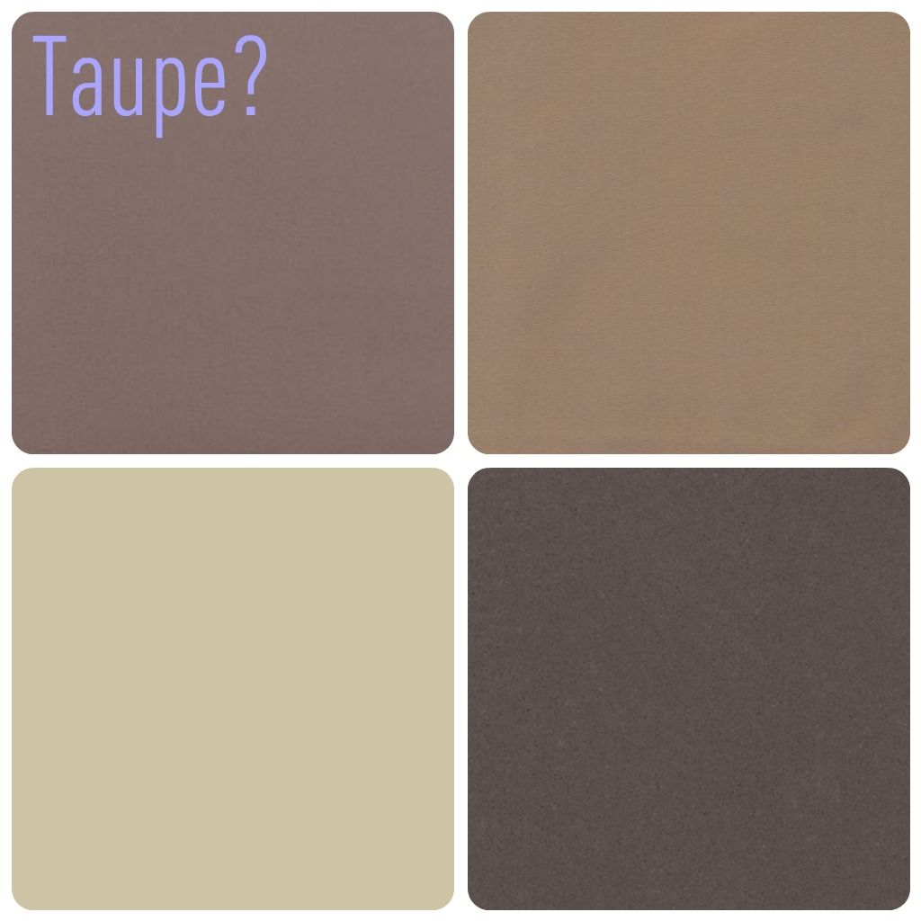 Is Taupe Grey: What Is Taupe? Taupe Is A Vague, Unscientific Colour Term