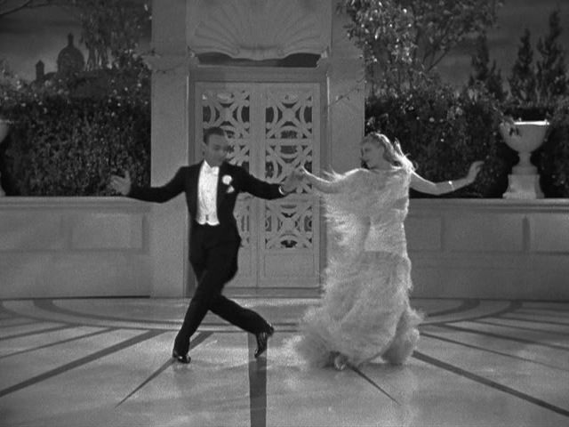 The Style Essentials Fred Astaire And Ginger Rogers Dance In 1935 S Art Deco Top Hat Glamamor Fred Astaire Ginger Rogers Fred And Ginger