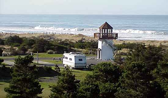 Ireland S Ocean Rv Park Welcomes You On The Southwestern Oregon Coast Just A Hundred Steps From The Be Southern Oregon Coast Gold Beach Oregon Oregon Coast
