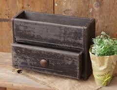 Image result for how to make a primitive shelf