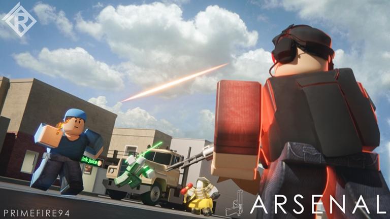 arsenal roblox roblox arsenal