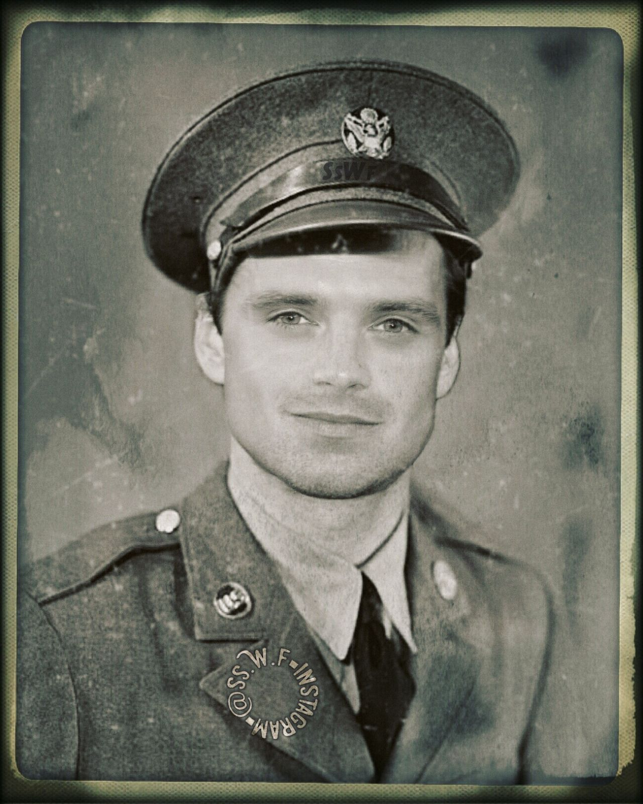 "264jana: ""Sergeant James Buchanan Barnes, At Your Service"