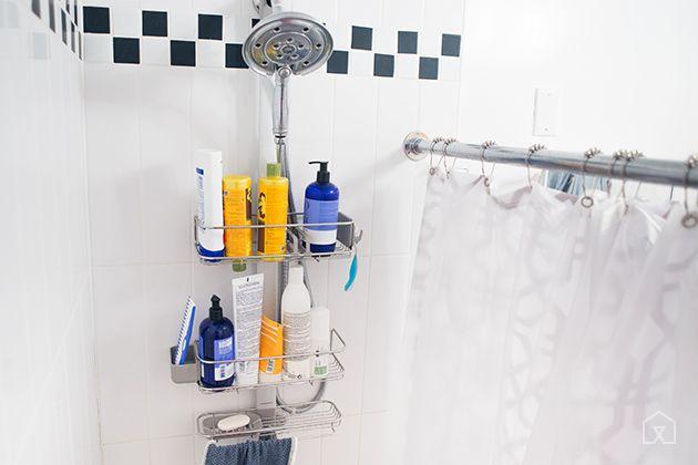 The Best Shower Caddy | Shower caddies and Bathroom inspiration