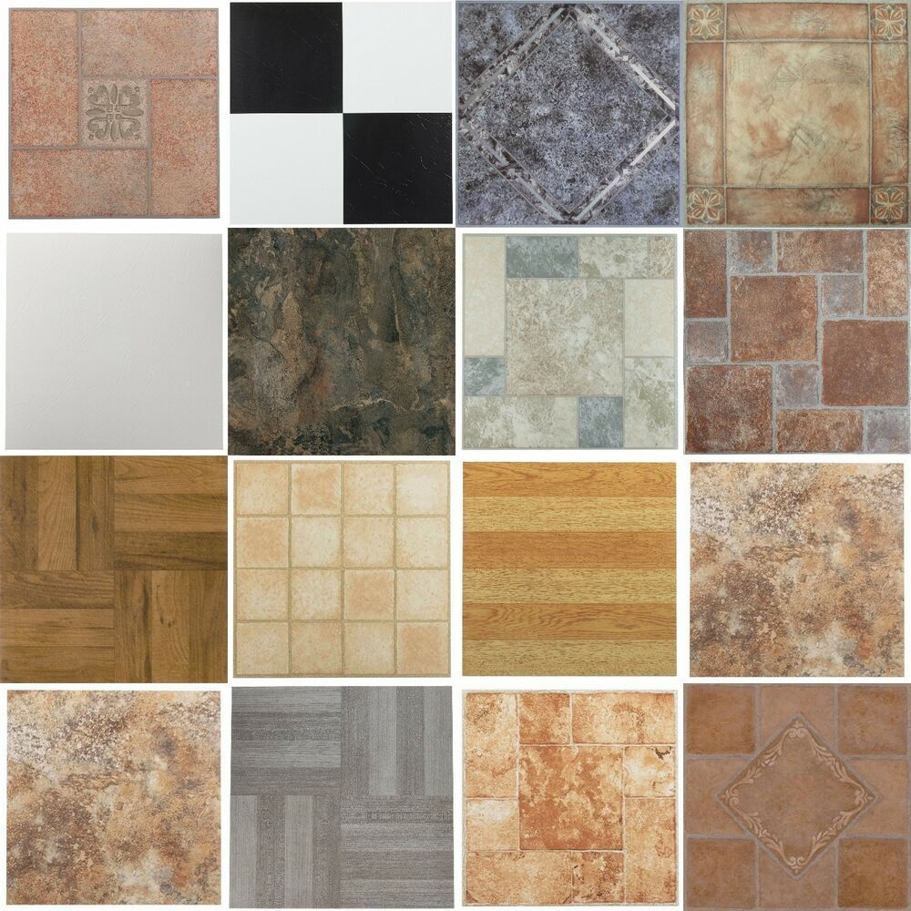 These Vinyl Floor Tiles are highly durable. Just Peel And