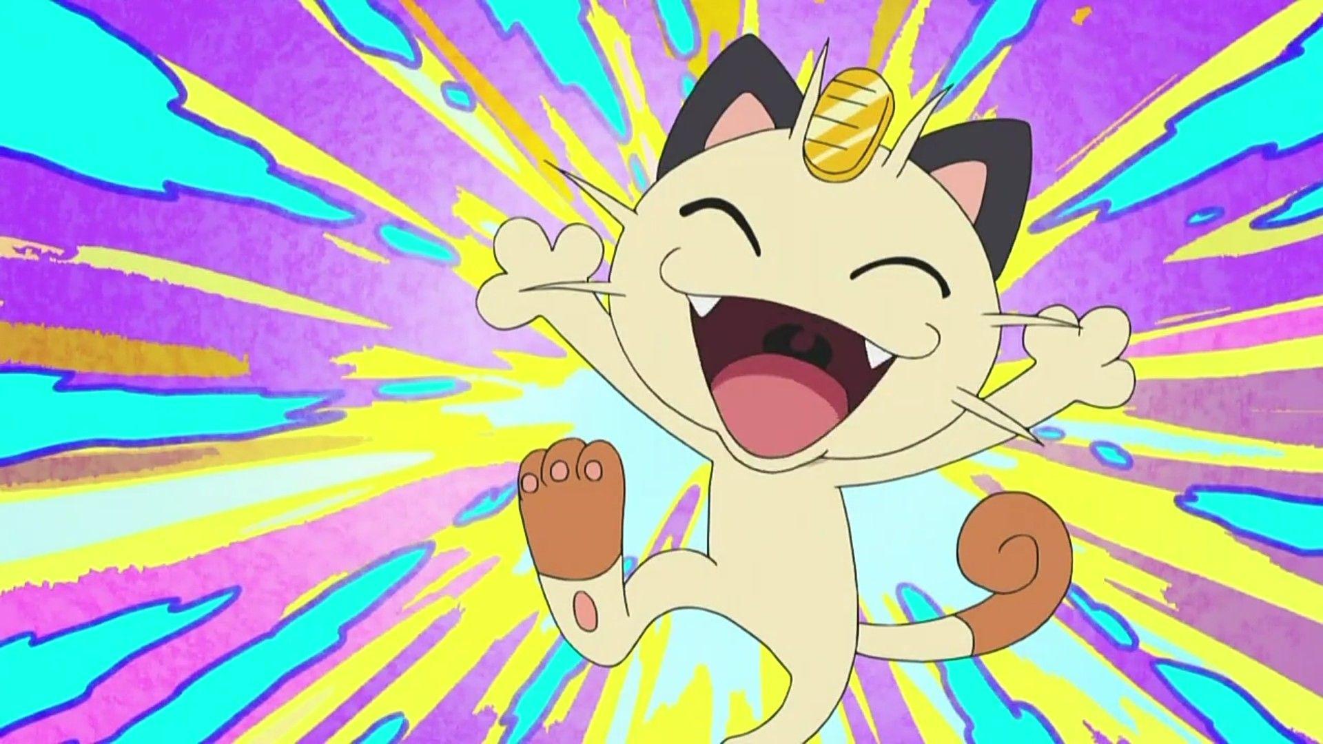 Meowth Screenshot Pokemon Meowth Pokemon Pictures Pokemon Team Rocket