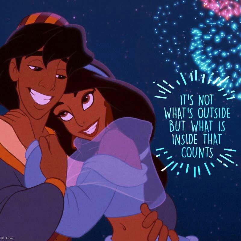 Cute Aladdin Jasmine Aladdin And Jasmine Disney Couples