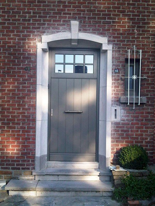 Landelijke Voordeur Verbouwing External Doors Cosy