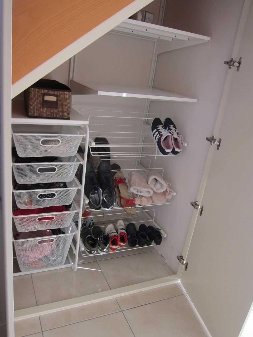 Dressing Sous Escalier Ikea amanagement de placard sous escalier galerie avec rangement