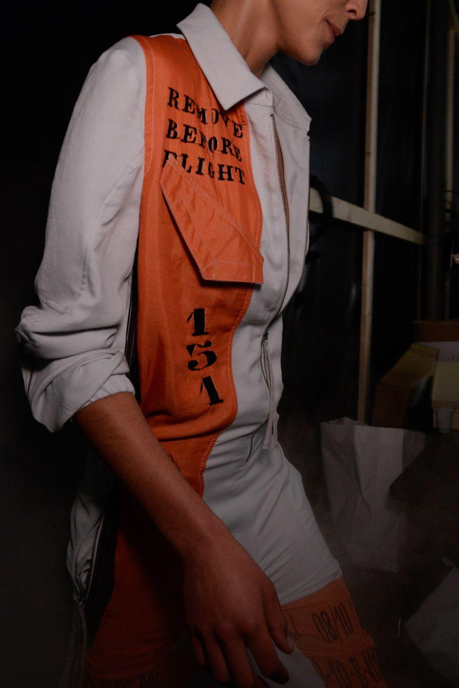 #AFVandervorst #ss15 #PFW #CollezioniDonna #backstage