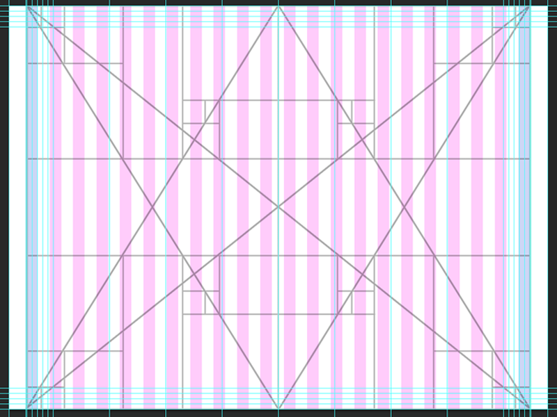 Dribbble - Golden Ratio Grid System for Web by Marissa Louie