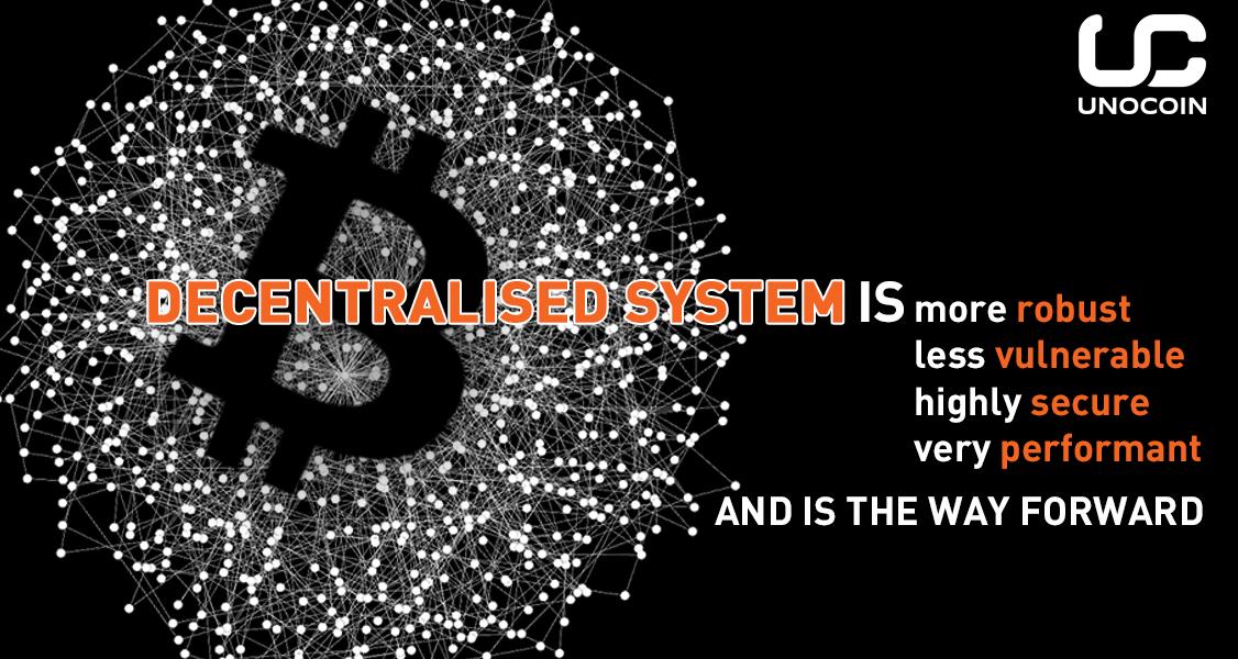 decentralised digital currency
