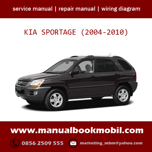 Pin Di Service Manual Kia