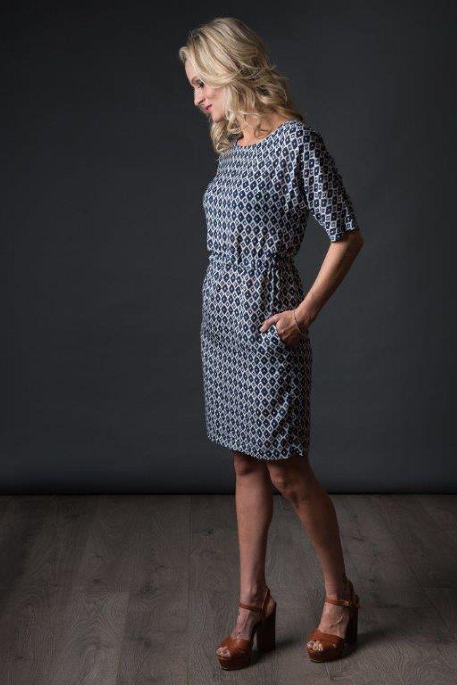 sheath dress sewing pattern by avid seamstress diy