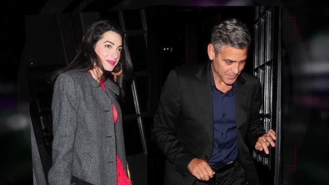 ¿Será que la boda de George Clooney saldrá en Vogue?