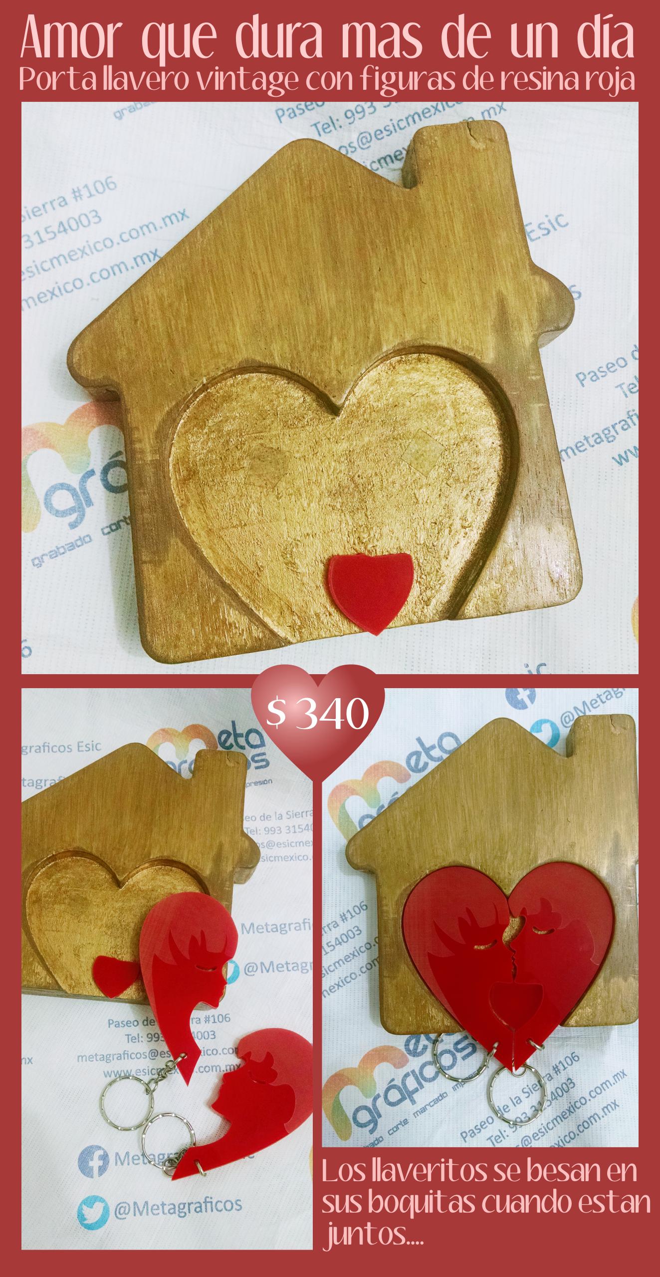 porta llavero para el hogar #Vintage #Amor #CNC #Laser #Cutting #Engraving #Love