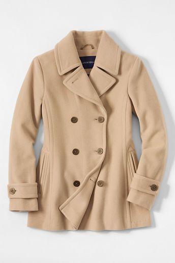 Pin by Lookastic on Coats & Pea Coats | Pea coats women