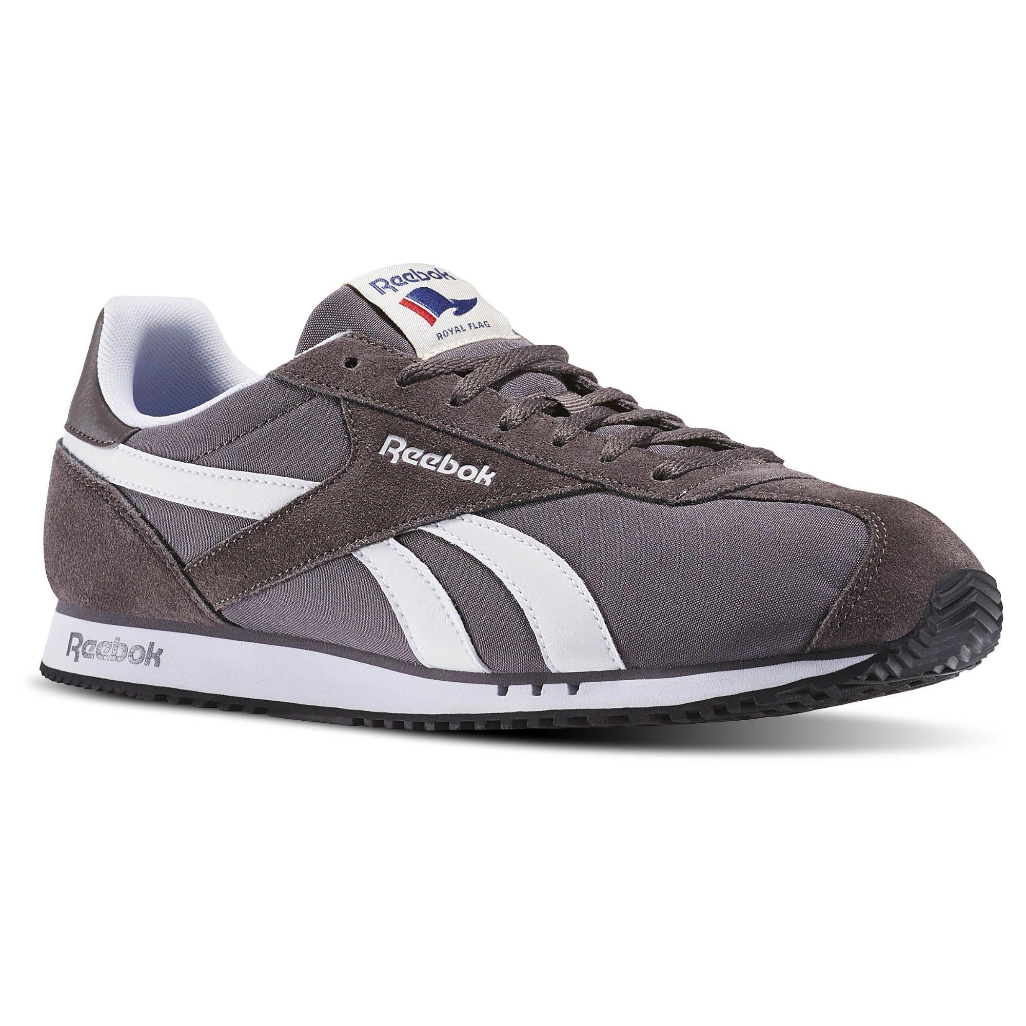 Reebok BD3270 REEBOK ROYAL ALPEREZ DASH Kahverengi Erkek Yürüyüş Koşu Ayakkabısı