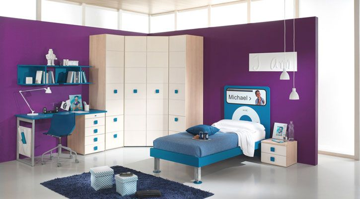 Blue And Purple Room blue and purple kids bedroom - google search | sofia dream