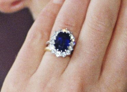 Kate Middleton Wedding Ring
