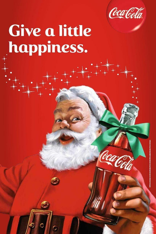 Coca Cola Werbung Weihnachten.Pin Von Martina Mitchell Auf Old Adds Weihnachtsbilder