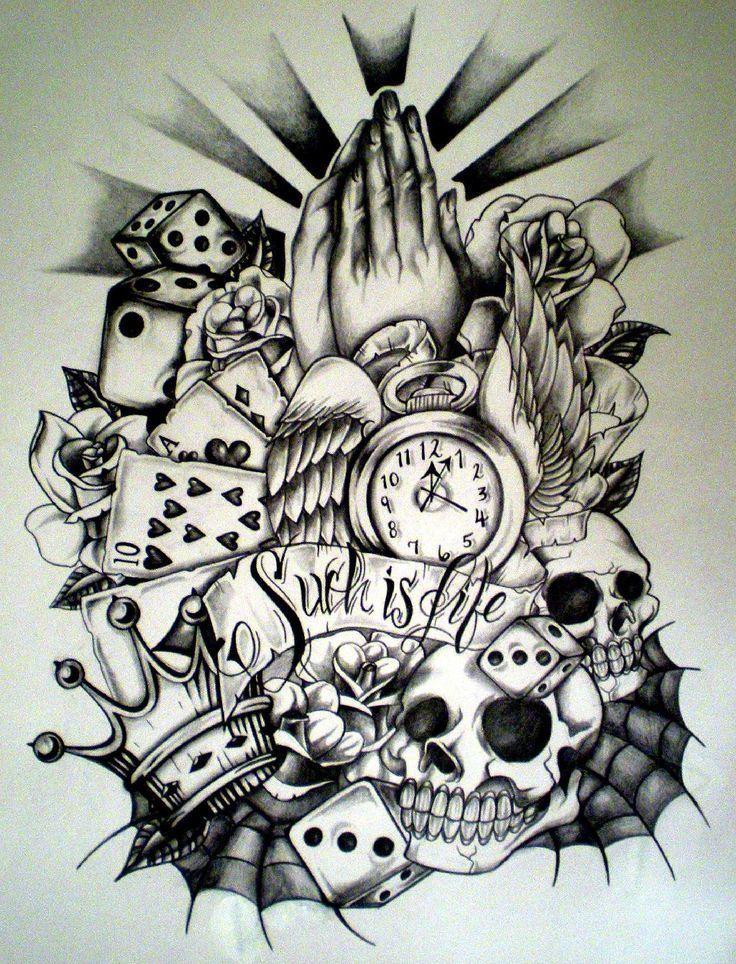 Saying Tattoo Designs
