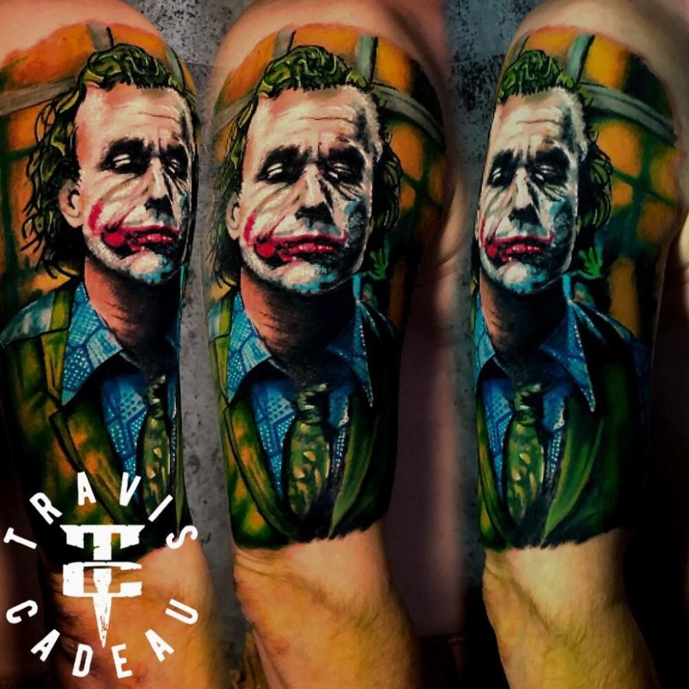 Best Shoulder Tattoos World Famous Tattoo Ink in 2020