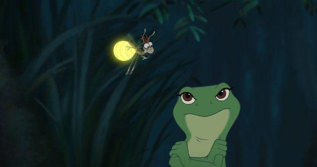 Disney's Princess and the Frog!