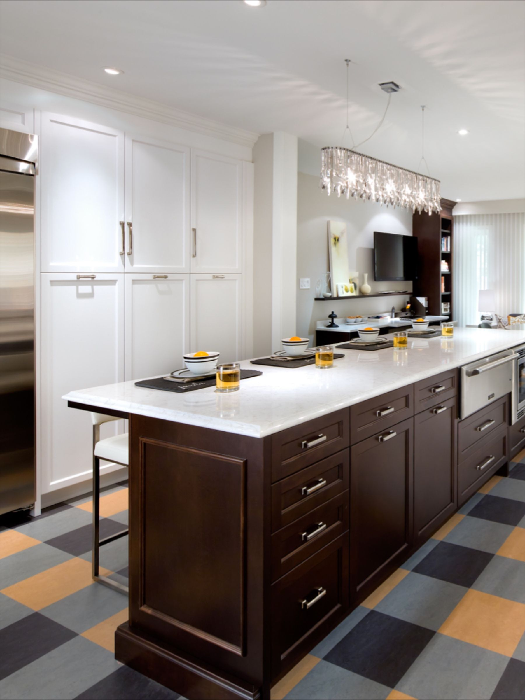 Kitchen Design By Candice Olson Candiceolson In 2020 Online Kitchen Design Kitchen Designs Layout Kitchen Design Small