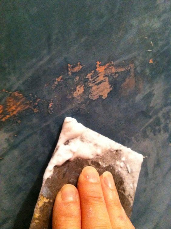 Pin By Venetian Plaster Art On Venetian Plaster On The: Soap Finish For Venetian Plaster