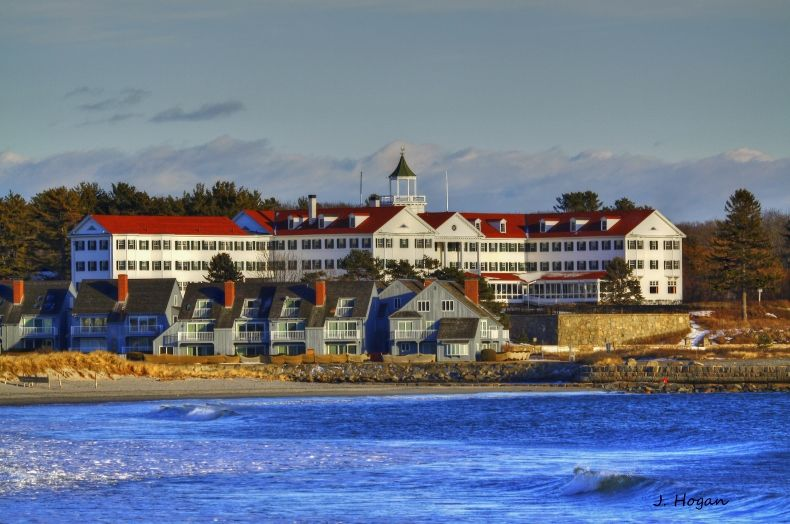 The Colony Hotel Kennebunkport Maine