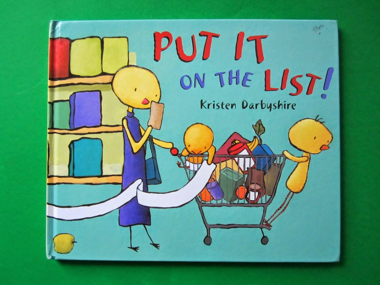 Put It On The List Teaching Ideas And A Freebie By Pocket