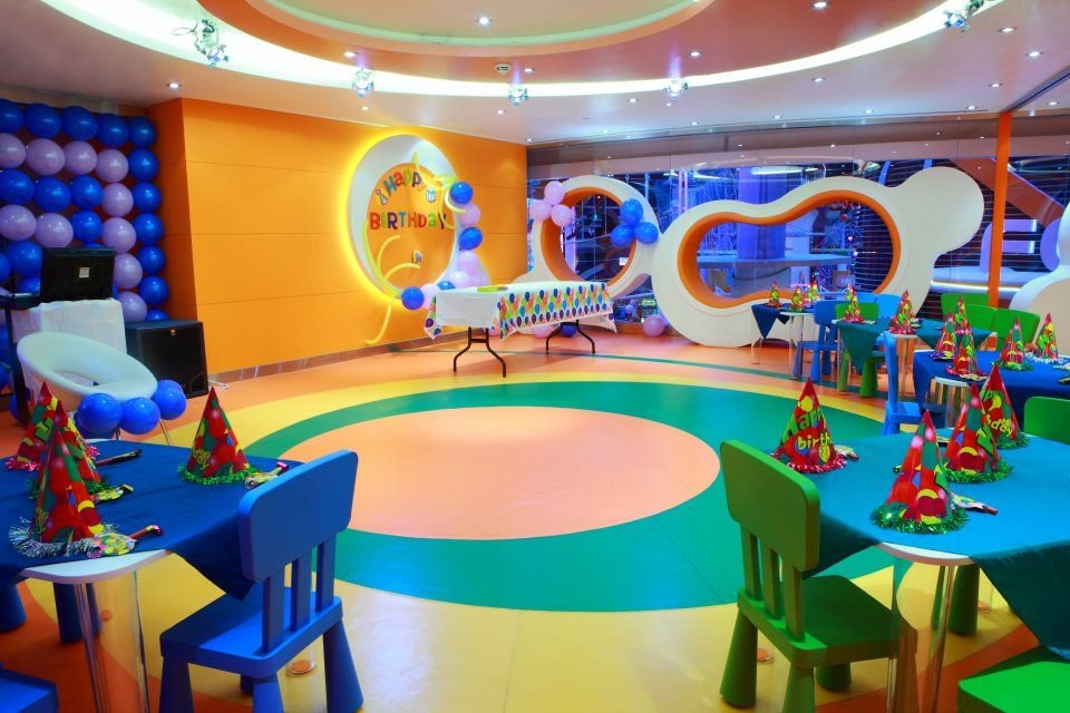 kids party rooms Celebrate Your Kids Birthday Infunity