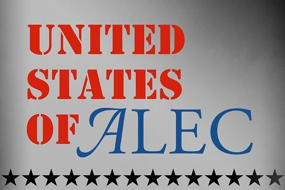 The United States of ALEC screening and discussion on February 26 at #mxcc.