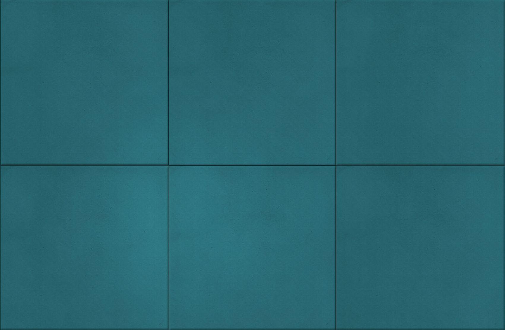 Bleu Canard B4 Nos Carreaux De Ciment Traditionnels Et