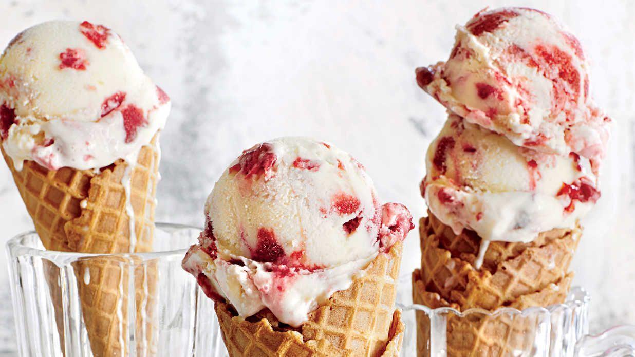 Ice-Cream Recipes Buttermilk-Plum Ice Cream - Homemade Ice-Cream Recipes - Southern Living - Recipe:Buttermilk-Plum Ice Cream - Homemade Ice-Cream Recipes - Southern Living - Recipe: