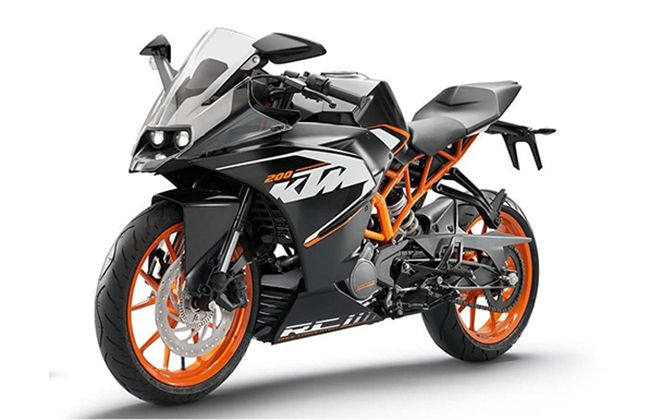 Ktm Rc 390 Rc 200 And Rc 125 Production Starts Launch Soon Ktm