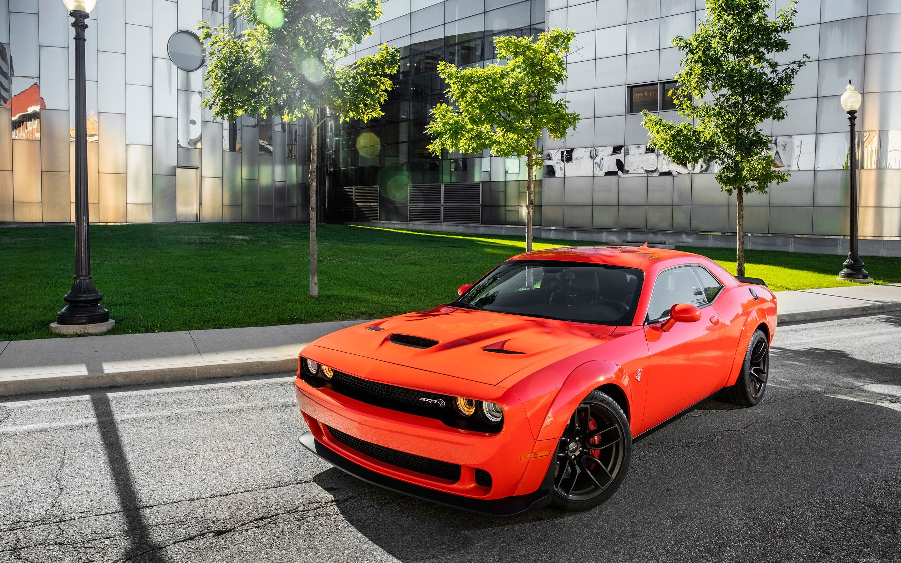 2018 Dodge Challenger Srt Hellcat Widebody Yava