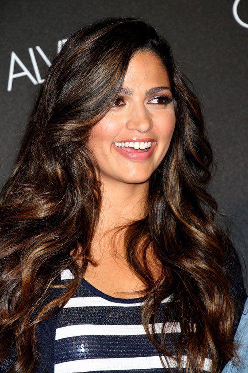 Camila Alves Hair Highlights