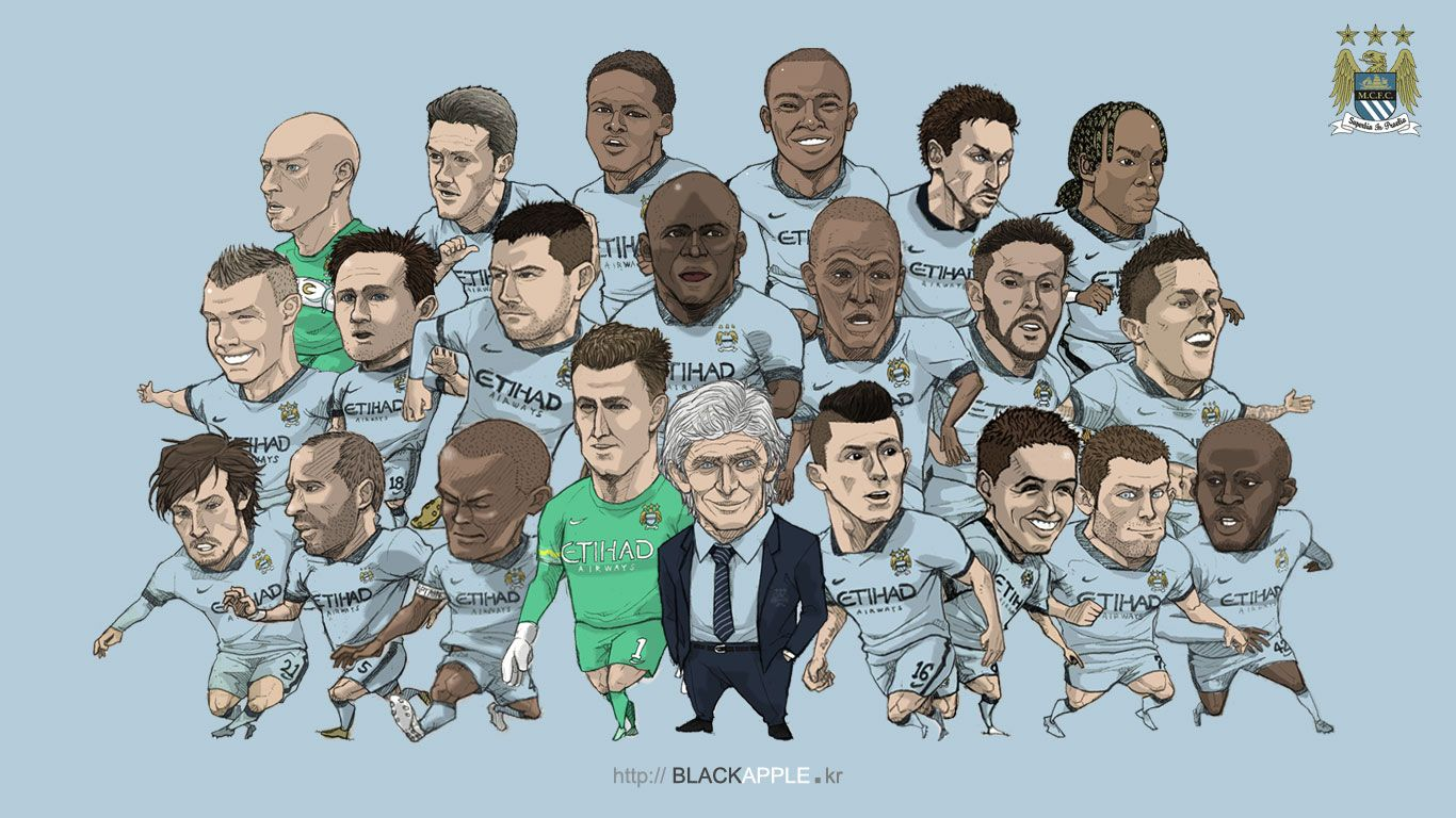 127 Best Man City Images